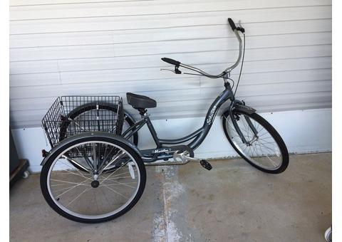 Three wheeled Bicycle