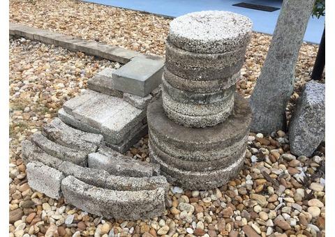 Paver bricks free to give away